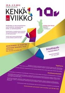 XX KENKÄVIIKKO (Muotimaailma 4/2012)